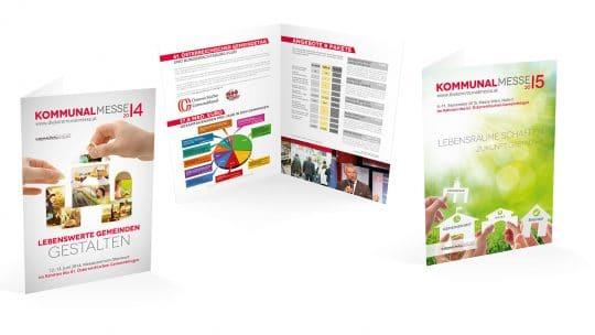Referenz Grafikdesign von Kommunalverlag
